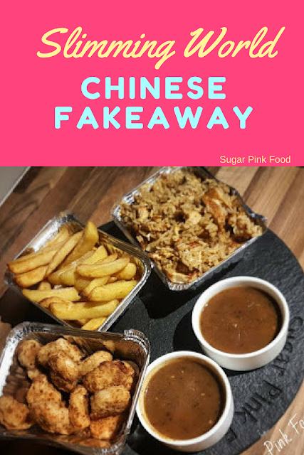 slimming world chinese fakeaway