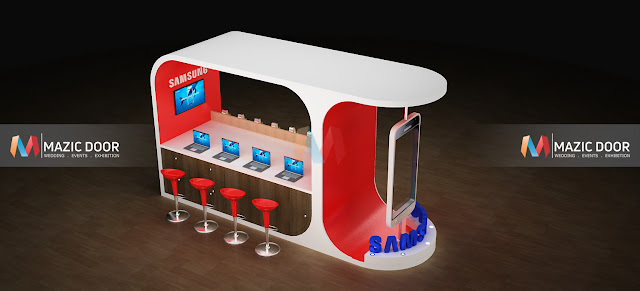 Samsung Product Display Design 04