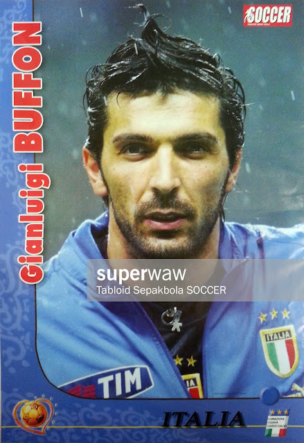GIANLUIGI BUFFON ITALY 2004