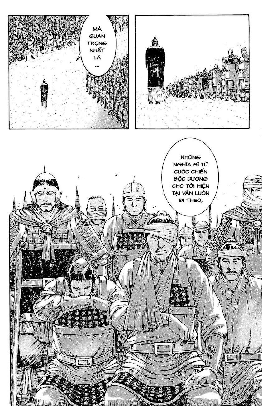 Hỏa phụng liêu nguyên Chương 368: Tống biệt anh hùng [Remake] trang 10