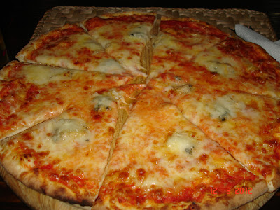 pizza guatro-formaggi