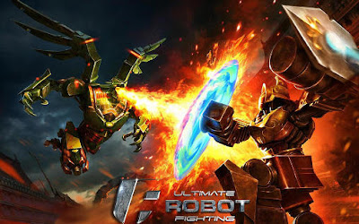 Ultimate Robot Fighting MOD APK + OBB for Android