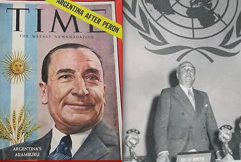 Resultado de imagen para argentina fmi 1956