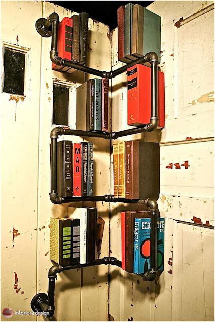 70 Best Bookshelf Designs 4