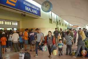 Stasiun Kereta Api Kota Malang