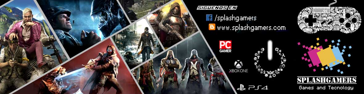 Splash Gamers Proximos Juegos Para A Ps4