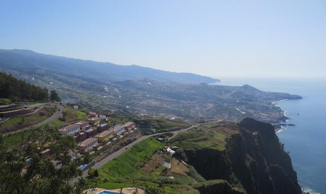 Blick vom Cabo Girão, Madeira