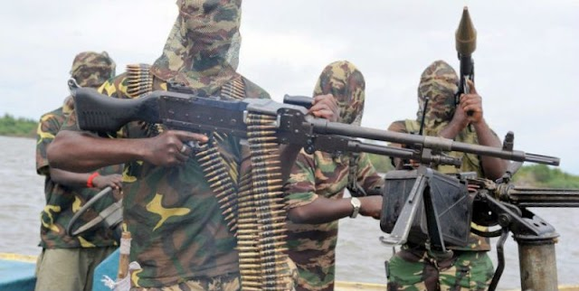 """""""If the Nigeria military is serious about arresting us, let them come to the creeks"""" - Niger Delta Avengers"""