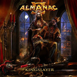 "Almanac - ""Losing My Mind"" (video) from the album ""Kingslayer"""