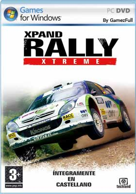 Xpand Rally Xtreme PC [Full] Español [MEGA]
