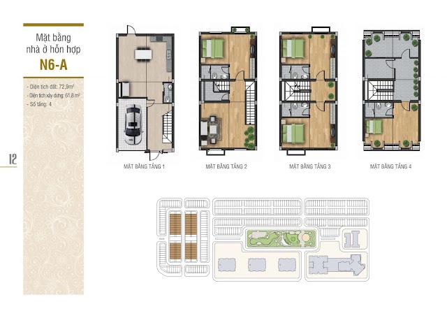 Thiết kế căn hộ thường