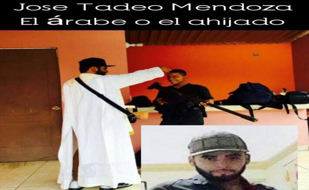 """Con 22 años """"El Arabe"""" poderoso capo del CJNG lo mataron a traición y lo enterraron en una narcofosa"""