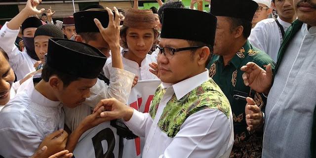 Kasih deadline 2 hari, Kiai NU minta Jokowi pilih Cak Imin jadi Cawapres
