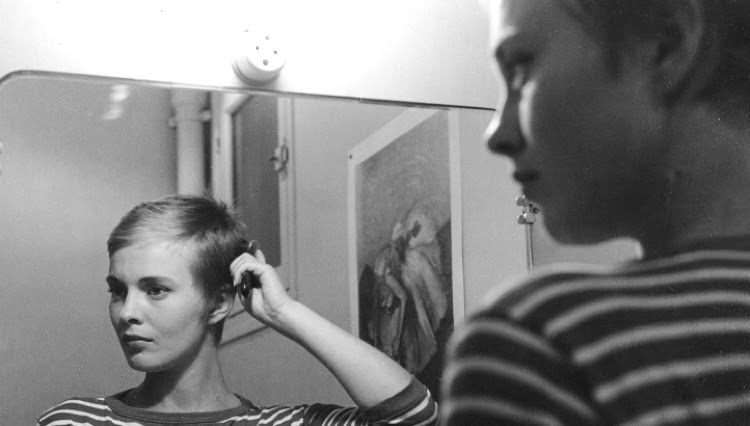A Vintage Nerd, Vintage Blog, Classic Film Blog, Breathless, 1960 Jean Seberg, French Films, Vintage Movie Recommendation, 1960s Films, Old Hollywood Blog