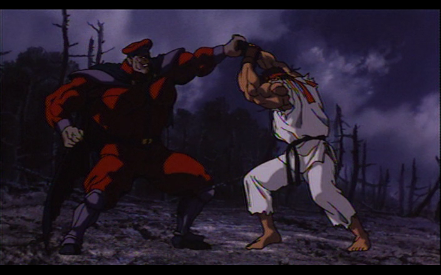 Episode 37: Street Fighter II: The Animated Movie Heroes