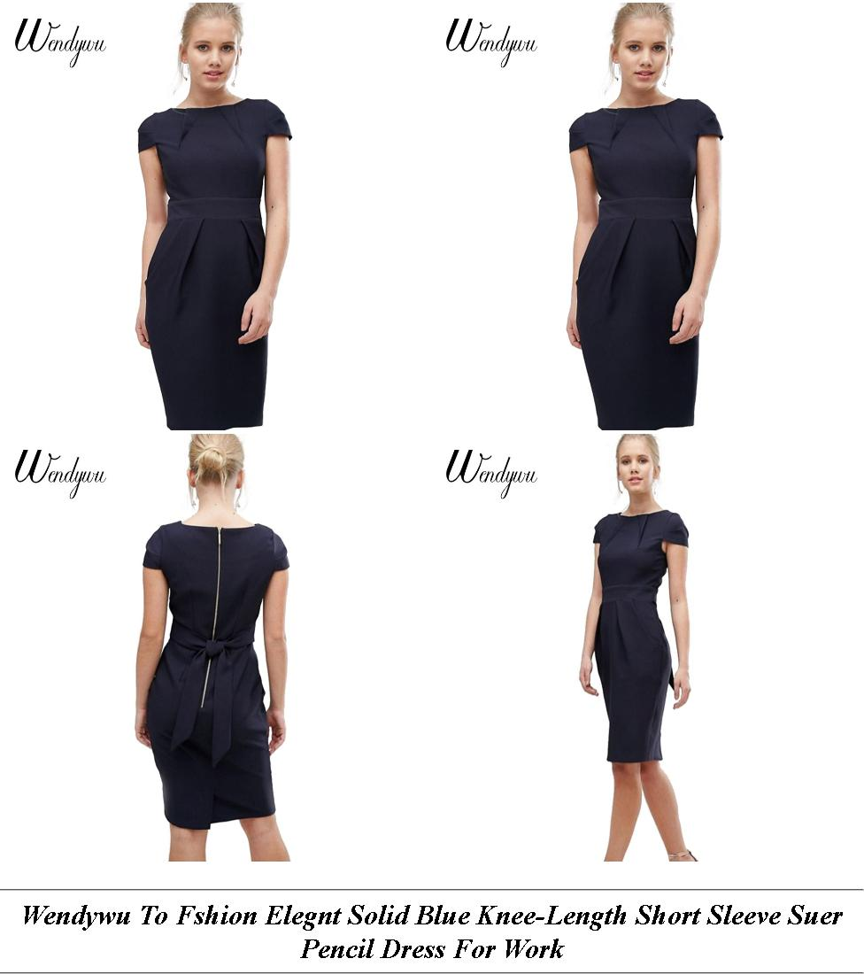 Grey Womens Dress - What Is Off Sale - Black Dresses For Sale Online