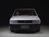 Bolha VW Gol quadrado bolhapoint 185mm  Escala 1/10