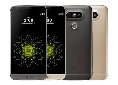Spesifikasi LG G5 SE Terbaru