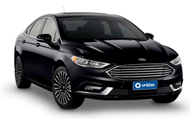 Ford Fusion Unidas Rent a Car
