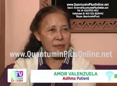 Asthma Healing - Quantumin Plus