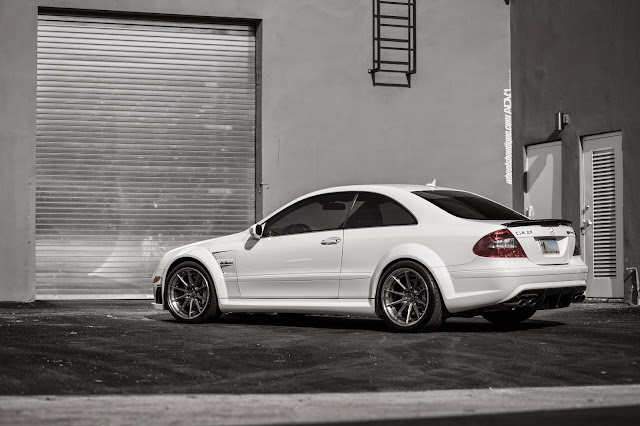 mercedes black series