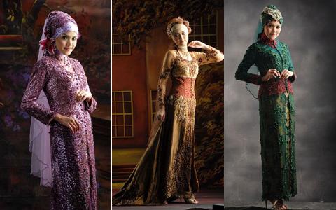 Cara Mudah Memilih Baju Kebaya Pengantin Muslimah