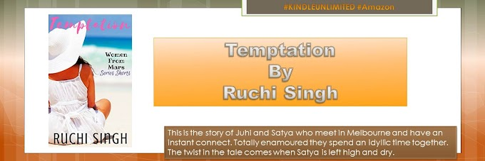 New Release: Temptation: Women From Mars (Series Shorts 1) by Ruchi Singh