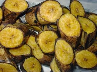 diet dengan pisang rebus