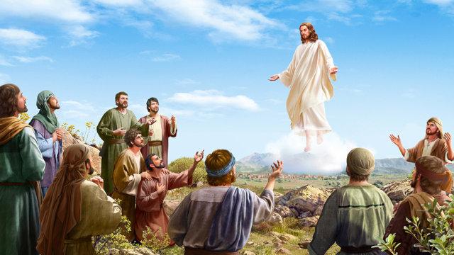 Jesus Volta Para o Céu - Mensagem de Fé