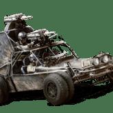 Patrol Vehicle / Kendaraan Lapis Baja