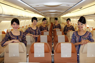 Singapore Airlines Cabin Crew Job Interview ~ Aviation Career