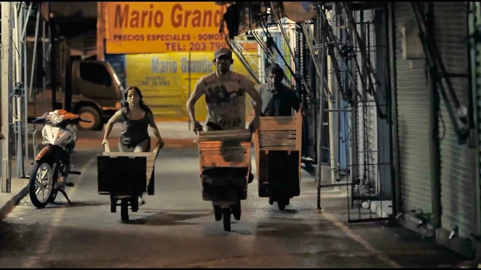 7 Cajas  2012  1080p. Guaraní  Subtitulada