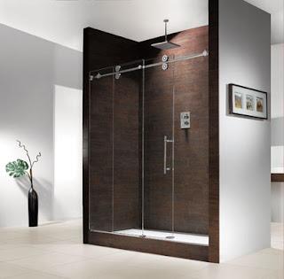 Tips To Home Frameless Shower Door  Remodel Your Bathrooms