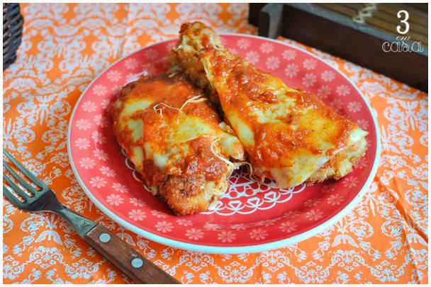 receita frango parmegiana