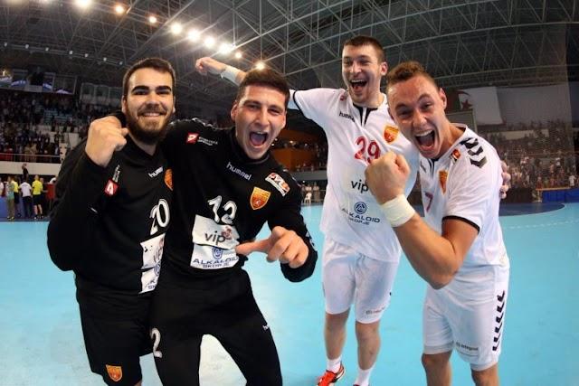 Handball U21 WM: Mazedonien deklassiert wiederholt Russland