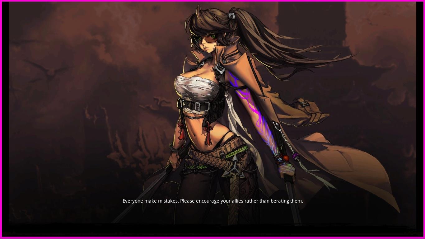 SkinXFormer's Skin Mod: Blade & Soul - Talus Dominion (Jin Outfit) Mod