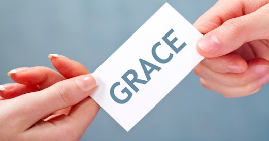 The Giving End of Grace