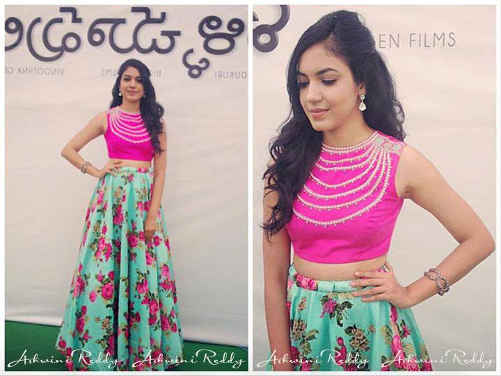 Sparkling Fashion New Designer Crop Tops With Lehengas