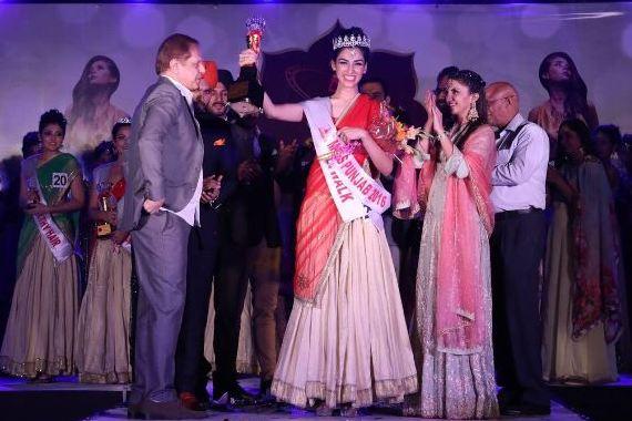 Miss Punjab 2016 Harmanjeet Kaur Mann