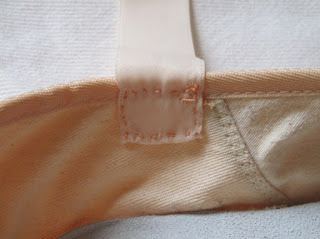 How to sew Pointe shoes 6