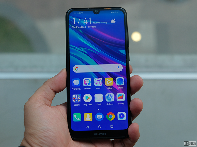 Top 5 highlights of Huawei Y6 Pro 2019