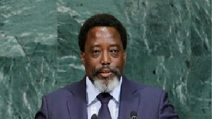 DR Congo's Kabila to quit as DRC president, party names new candidate