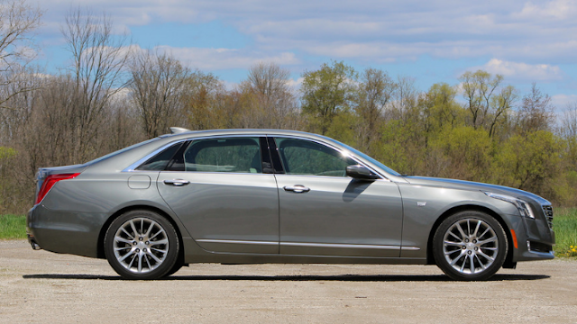 2016 Cadillac CT6 2.0T Review