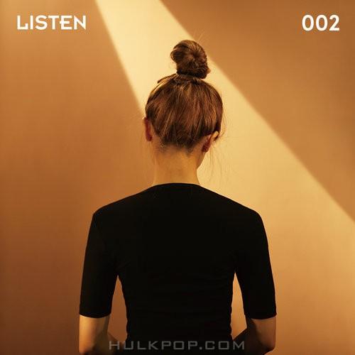JANG SOOBIN – LISTEN 002 Just Feeling – Single