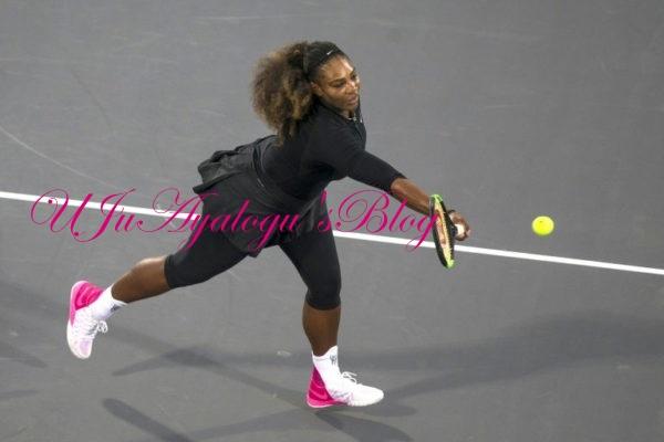 Serena Williams Suffers Defeat on Comeback
