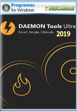 DAEMON Tools Ultra 5.4.1.928 (2019) Full Español [MEGA]