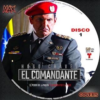 El Comandante D1 Maxcovers