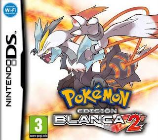 Pokémon Edición Blanca 2, NDS, Español, Mega, Mediafire