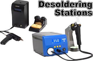 Desoldering Stations