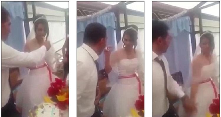 بالفيديو.. العريس لم يتحمل الزواج لأكثر من 15 دقيقة فكان أقصر زواج في تاريخ البشرية